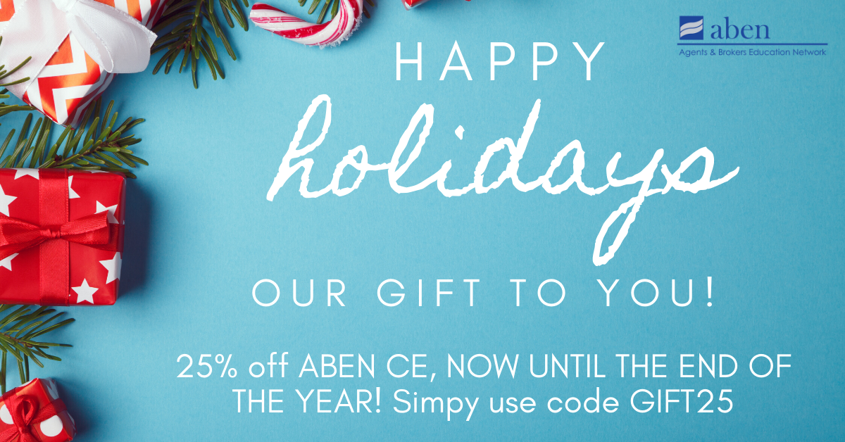 Aben Happy Holidays